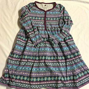 TEA COLLECTION ISLAY HENLEY  DRESS SIZE 12